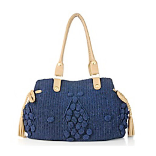 Knitted Satchel