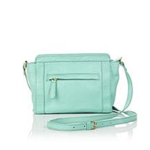 Palm Beach Leather Crossbody