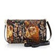 Poet's Tapestry Patchwork Clutch