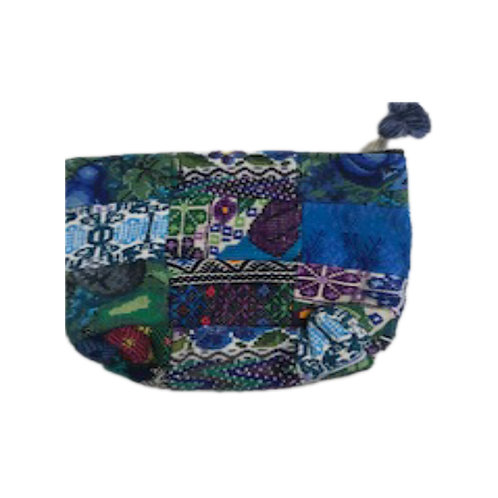 Hupil Patchwork Make up Pouch