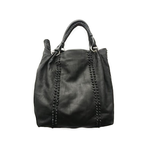 French Knot Leather Craft Hobo