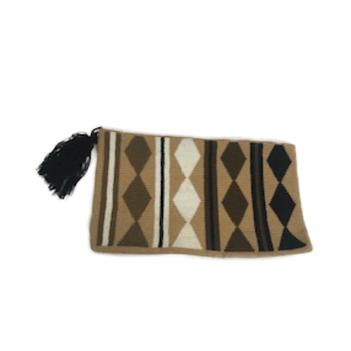 Knitted Make up Pouch