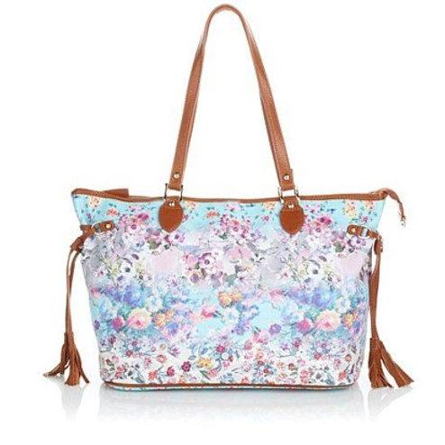 Spring Provence Shopper