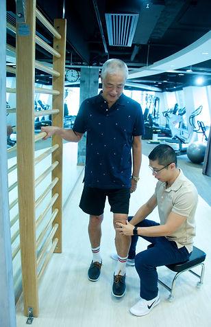 運動物理治療