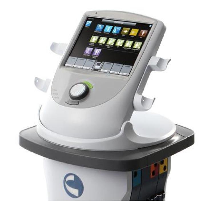 Chattanooga Ultrasound + IFT + Laser