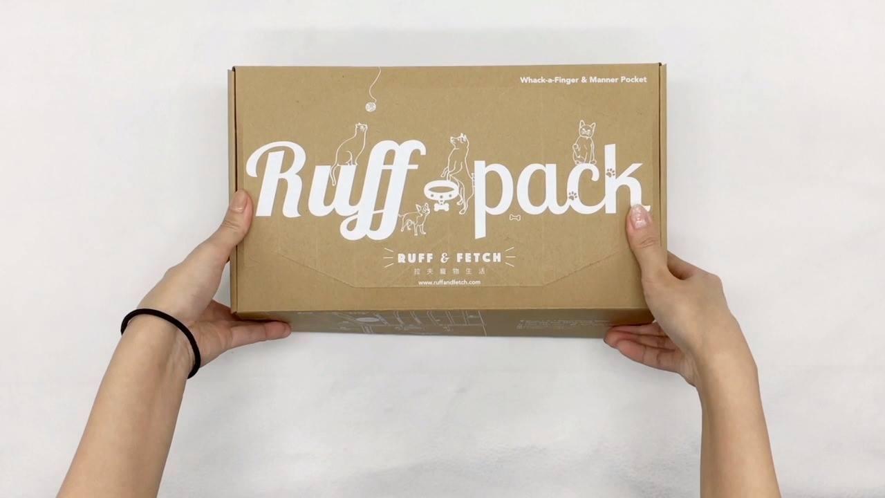 Ruff & Fetch Ruff-pack