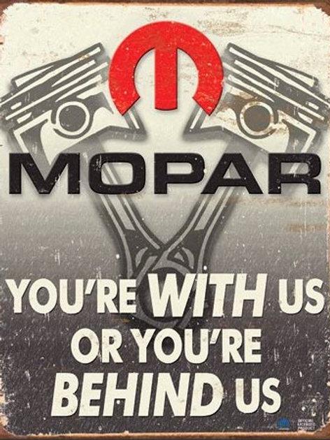 Mopar You're Behind Us