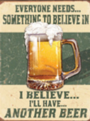 Believe in Something