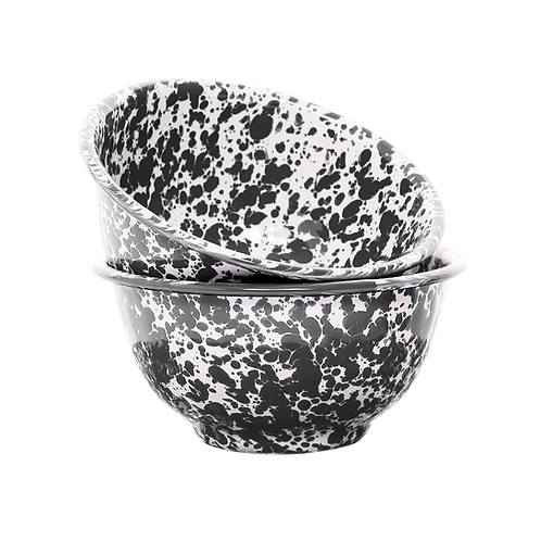 Small Footed Bowls - 8 Pieces