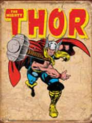 Thor Retro Panels