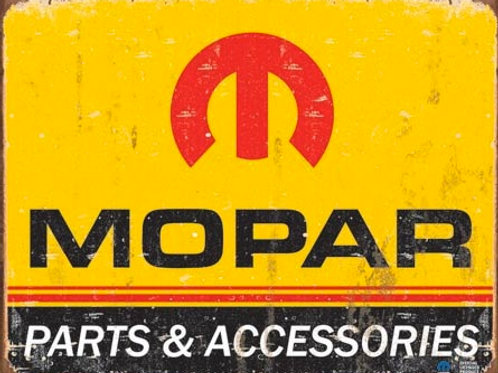 Mopar Logo '64-'71 Parts & Accessories