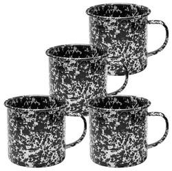 Crow Canyon Home Enamel Mugs