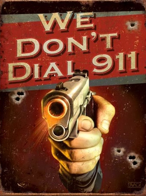 JQ We Don't Dial 911