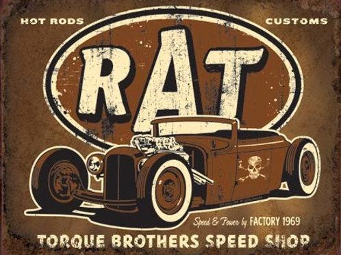 Torque Brothers Rat Rod