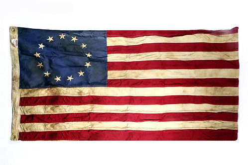 13 Star American Heritage Flag