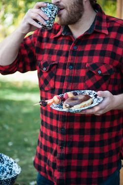 Crow Canyon Home Salad Plate