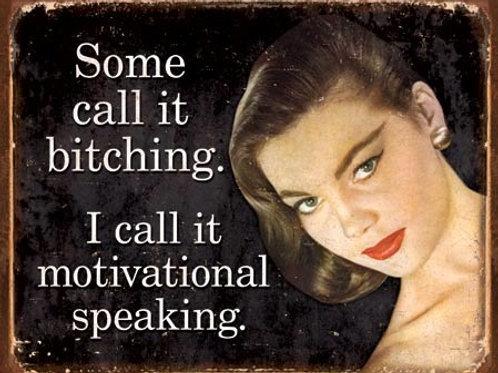 Ephemera Motivational Speaking