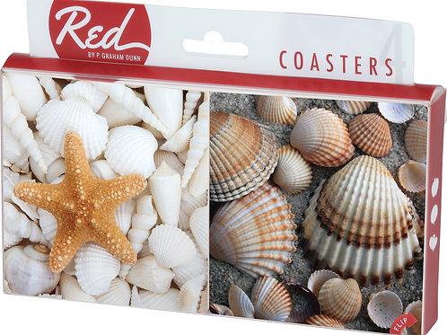 She Sells Sea Shells Coaster Set