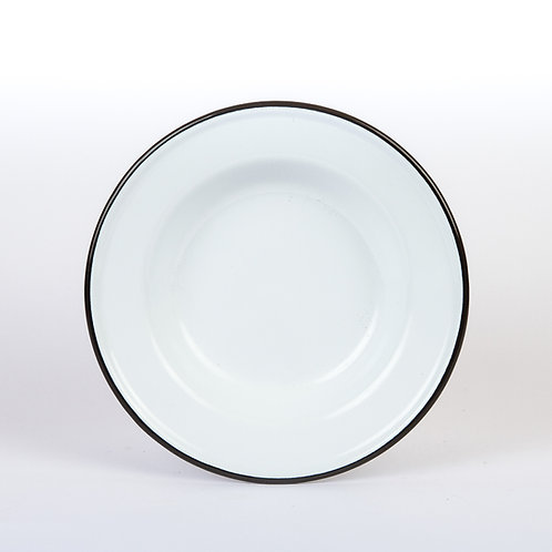 Raised Salad Plates - 8 Pieces