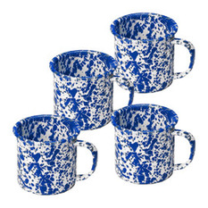 Crow Canyon Home Enamel Mugs