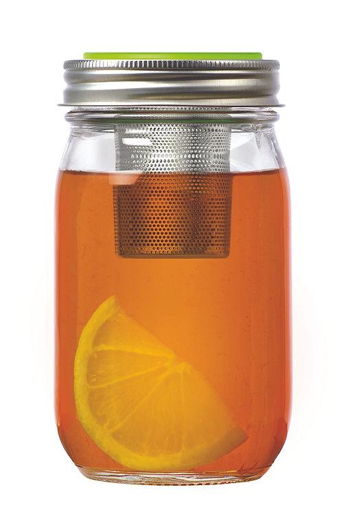 Tea Infuser Lid - Regular Mouth