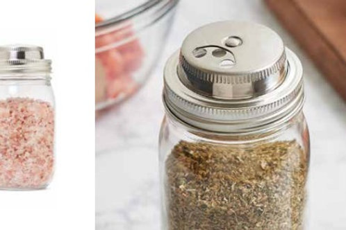 Spice Lid - Regular Mouth