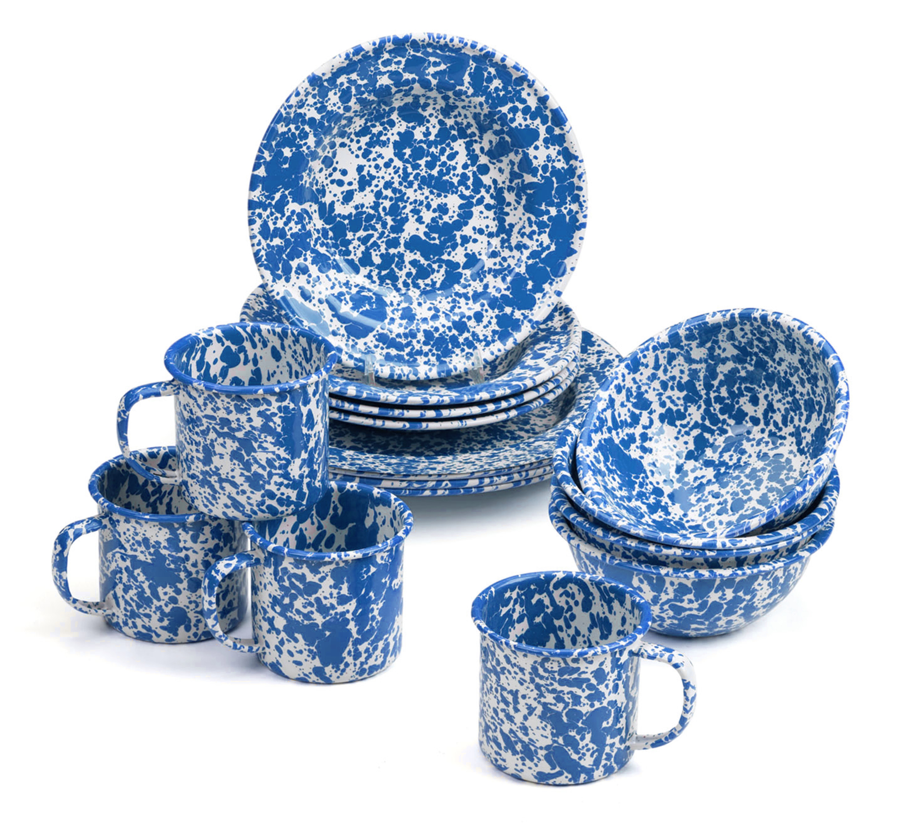 Crow Canyon Home 16 Piece Set
