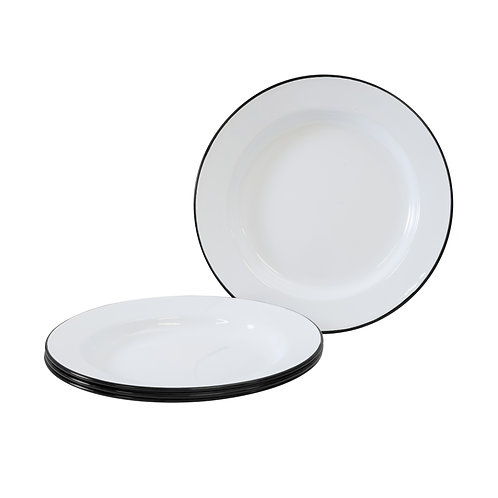 Dinner Plates - 8 Pieces