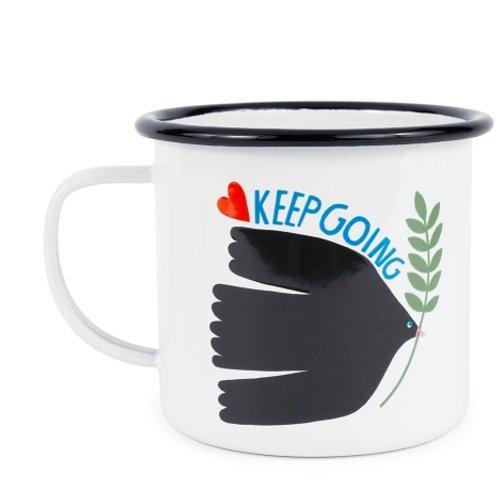 Keep Going Mug