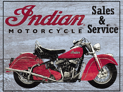 Indian Sales & Service