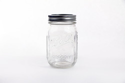 Ball Pint Mason Jar
