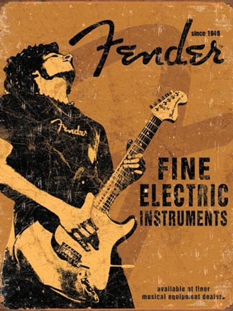 Fender Rock On Fine Electric