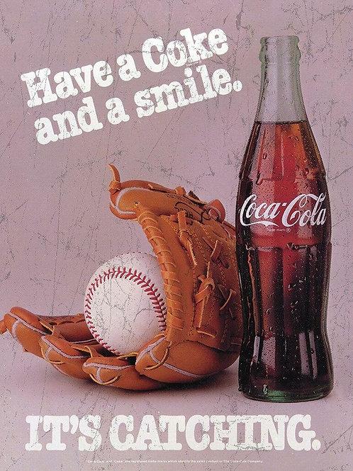 Coke Catching