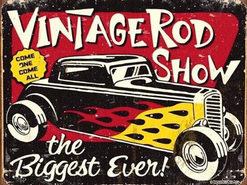 Schoenberg - Vintage Rod Show