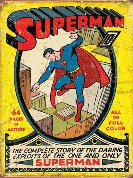 Superman No1 Cover