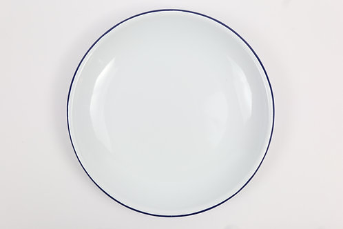 Dinner Coupe Plate - 4 Pieces