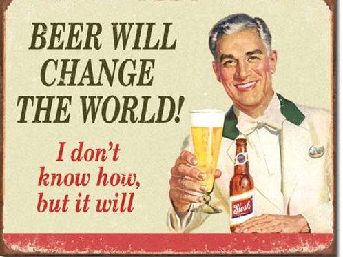 Beer Change