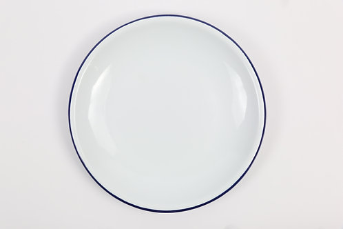 Small Coupe Plate - 4 Pieces