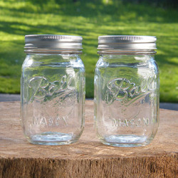 Ball Pint Mason Jars