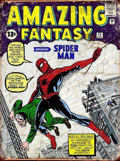 Spiderman No. 1 Cover
