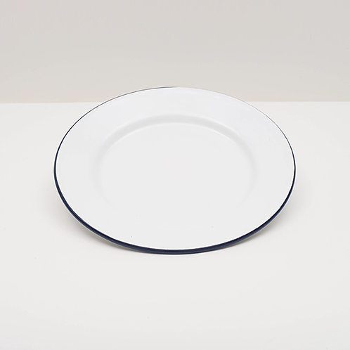 Flat Salad Plate - 8 Pieces