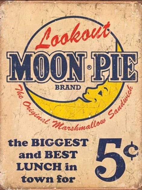 Moon Pie Biggest & Best Lunch