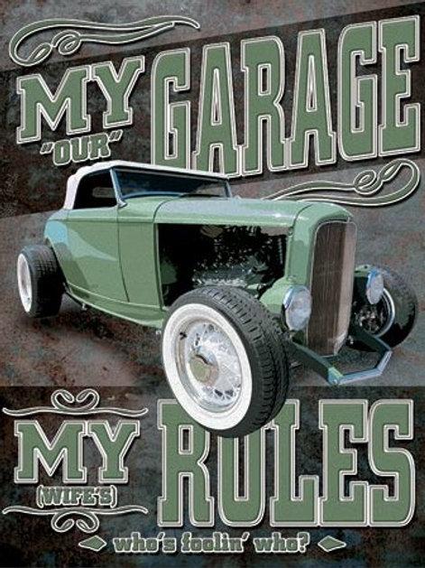 My Garage (Not Really)