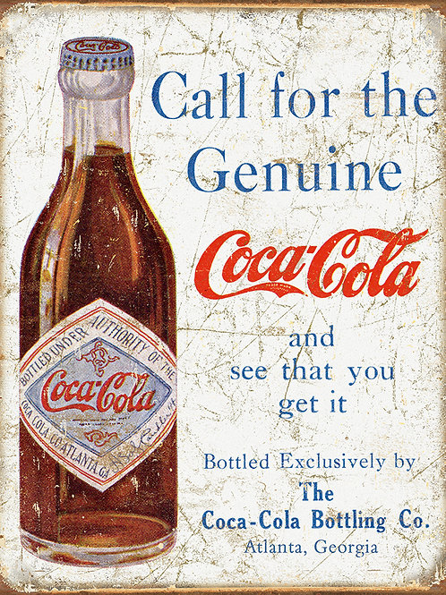 Coke - Call for the Genuine