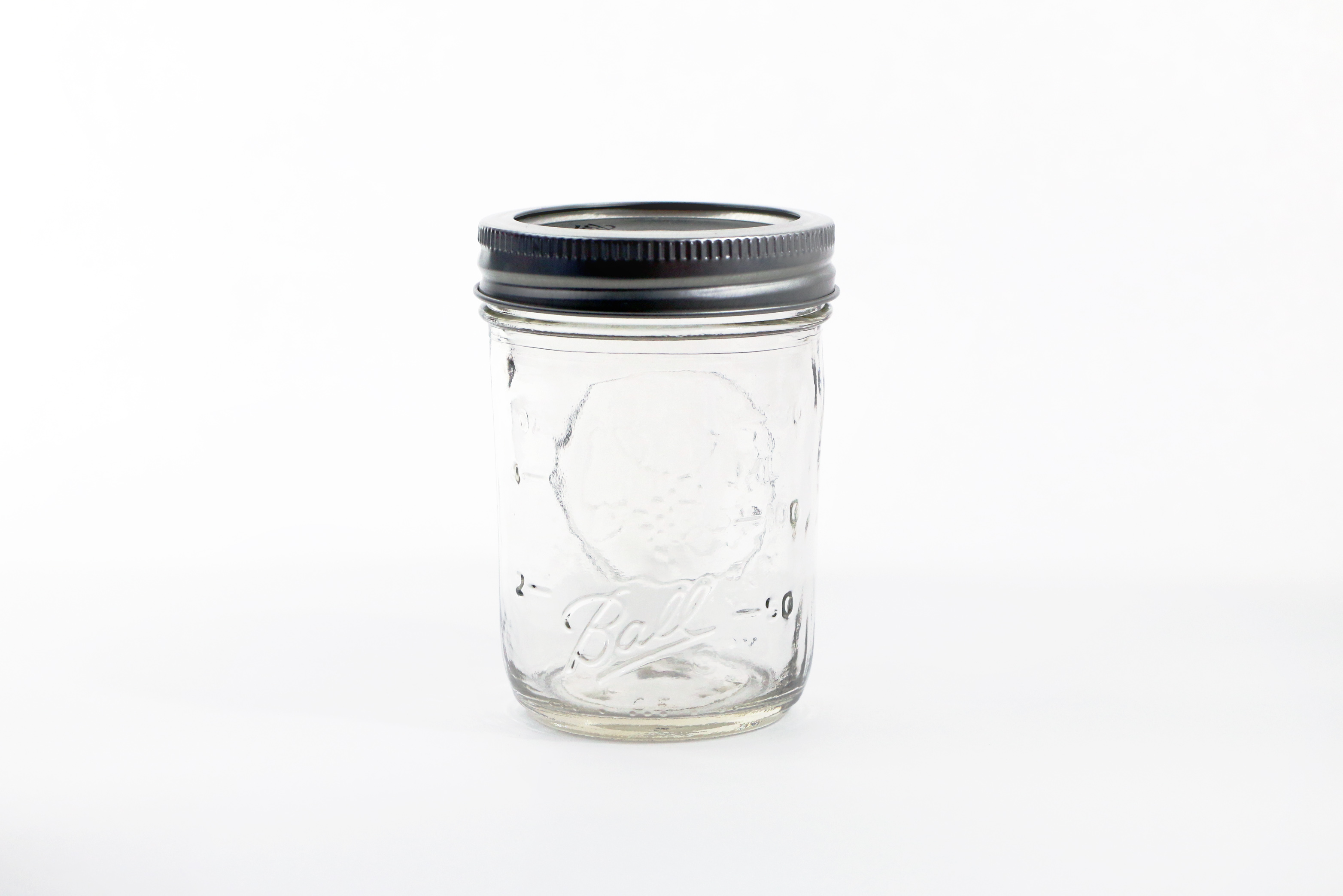 Ball Half Pint Mason Jar