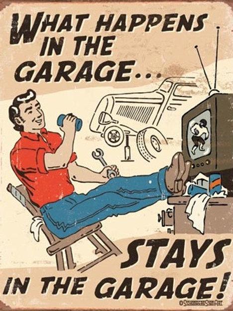 Happens In Garage Stays