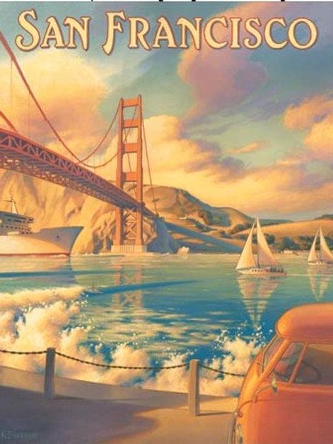 Erickson Golden Gate San Francisco