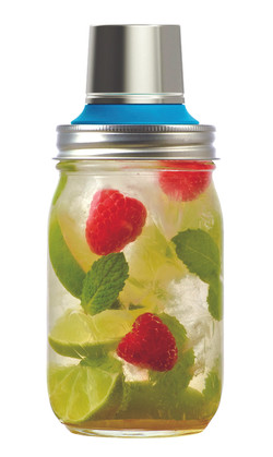 Jarware Mason Jar Cocktail Shaker