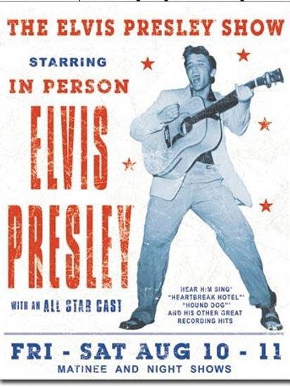 Elvis Presley Show