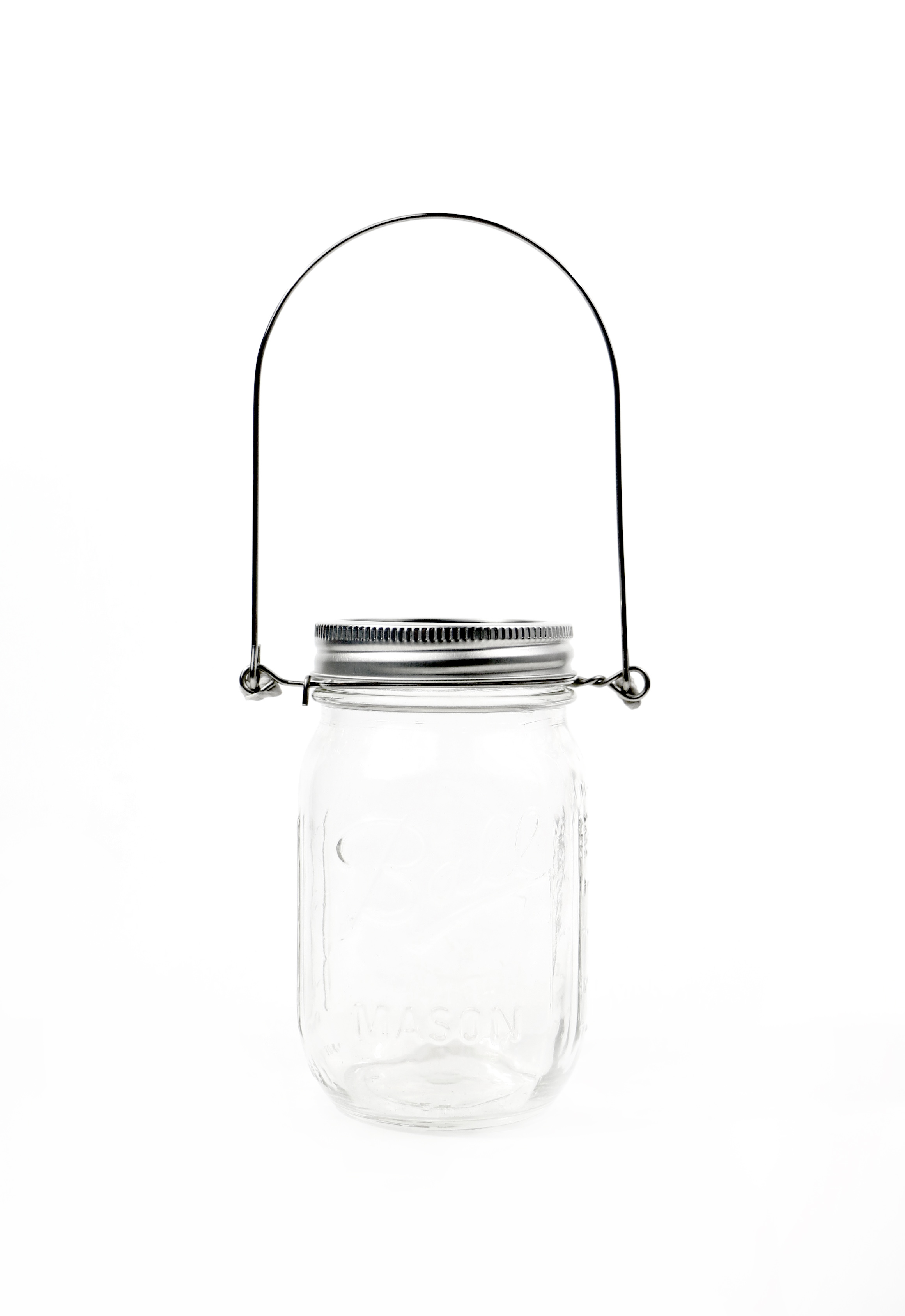 Ball Pint Mason Jar Wire Hanger